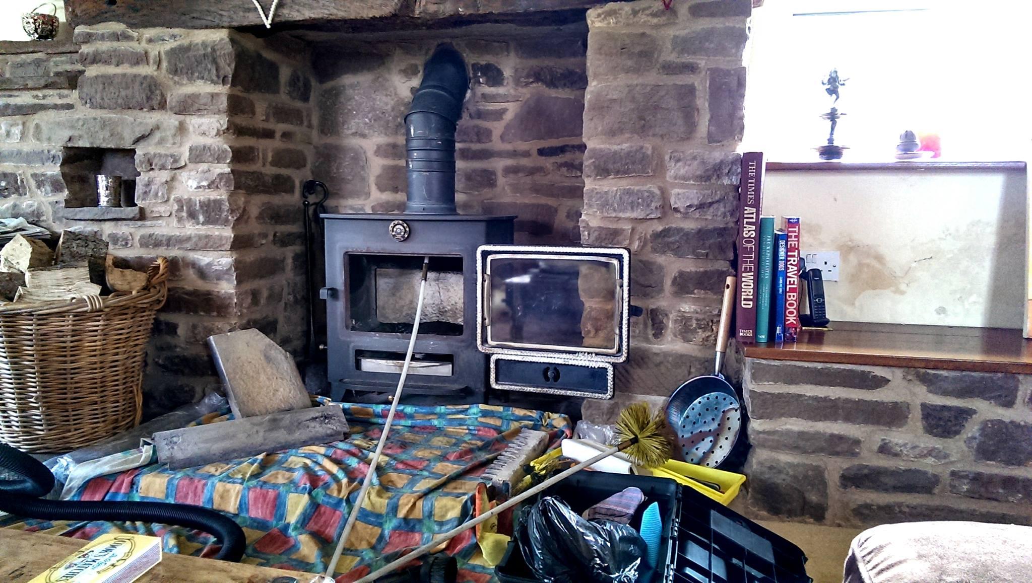 Latest Work - The Chimney Man