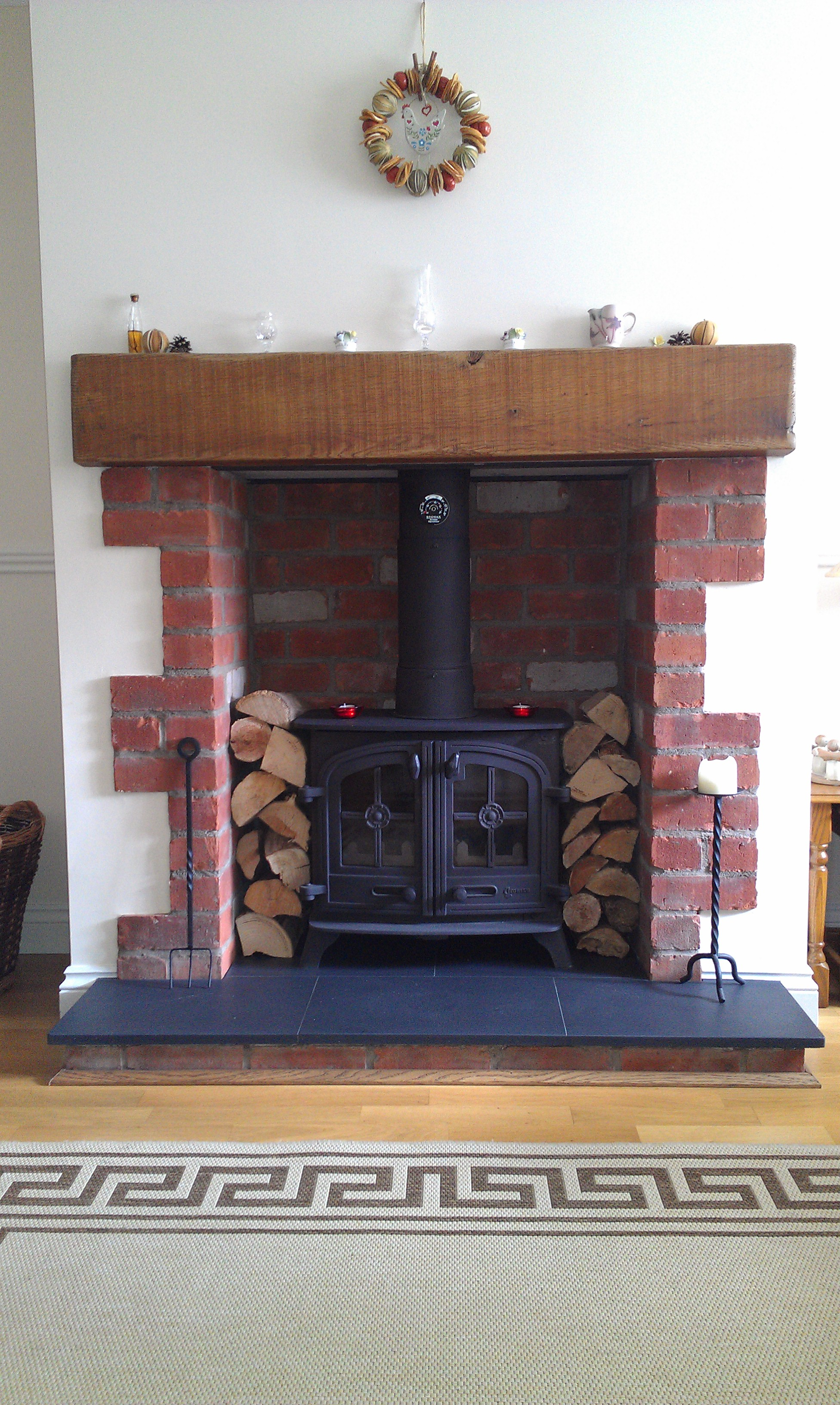 Latest Work - The Chimney Man